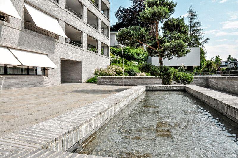 Grossprojekte Landschaftsbau Wohnsiedlung