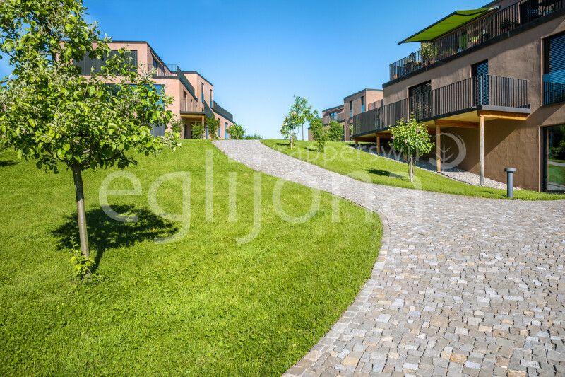 Grossprojekte Landschaftsbau Wohnüberbauung
