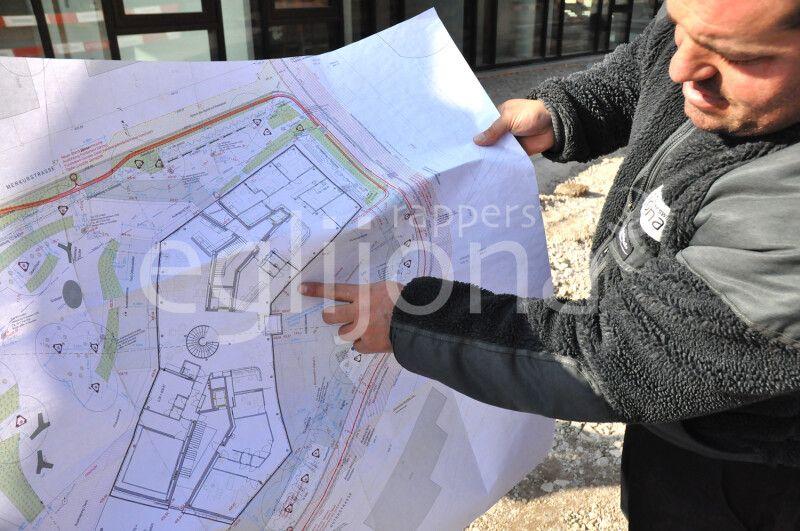 Grossprojekte Landschaftsbau Bau