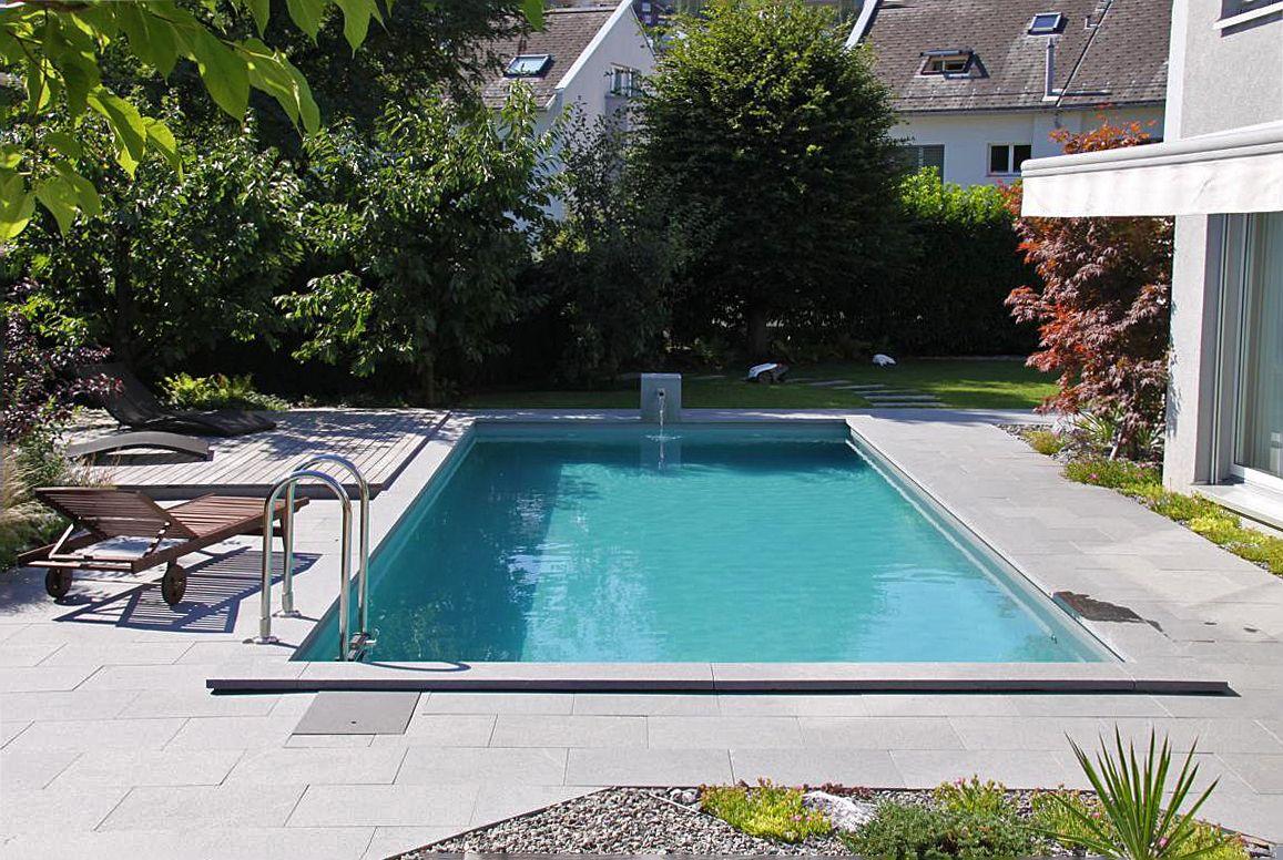Pool Galerie Garten Mit Badespass Egli Jona Ag