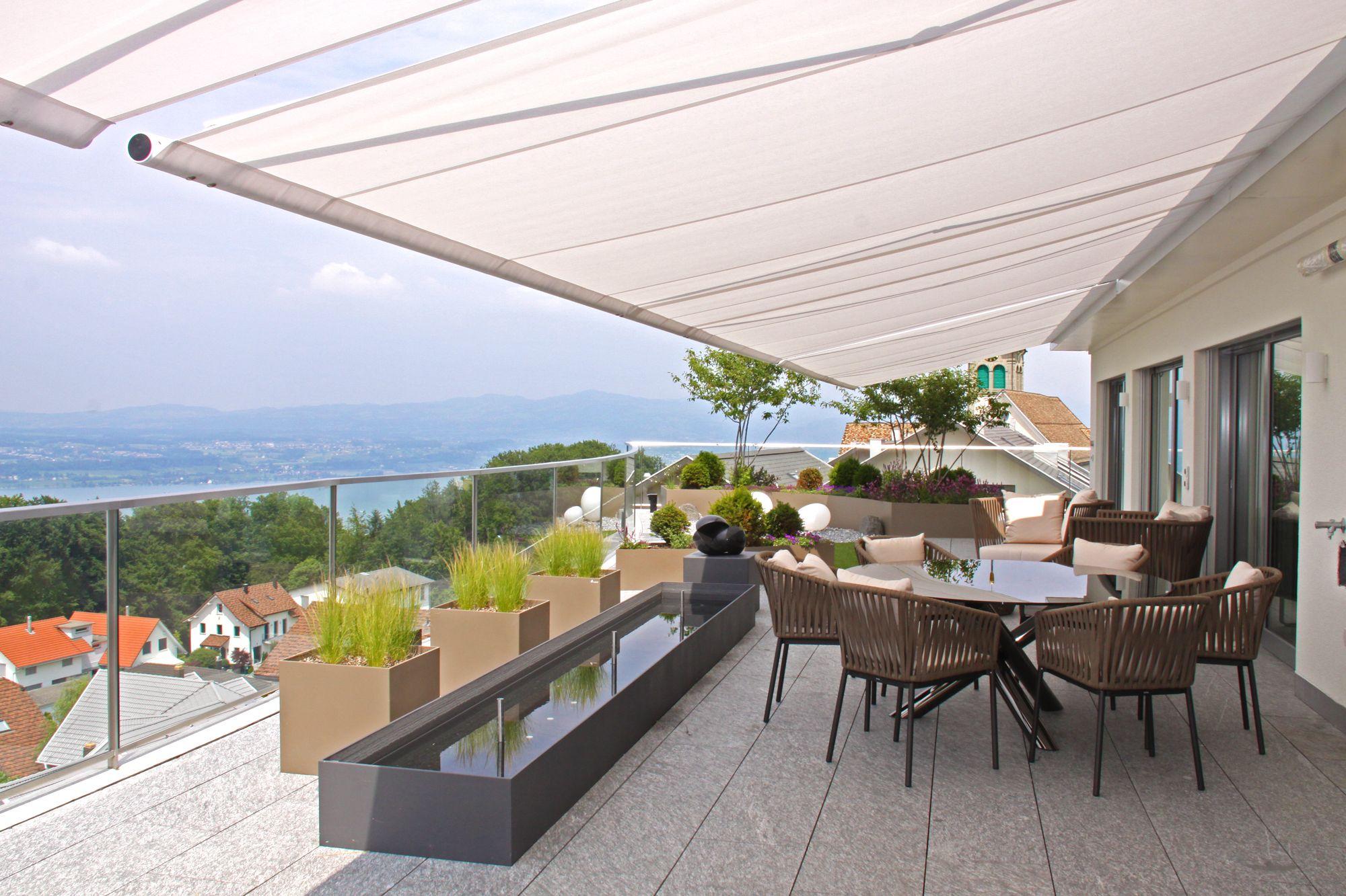 Terrasse Gestaltung terrassengestaltung aus rapperswil jona egli jona ag