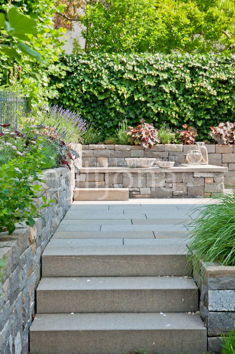 Treppen Gartenbau Handwerk