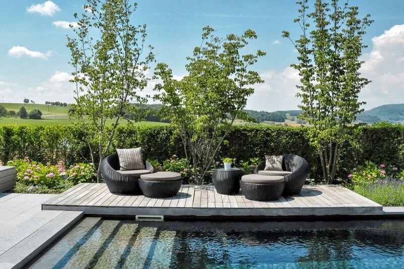 Fokus: Holzbau für Garten und Terrasse
