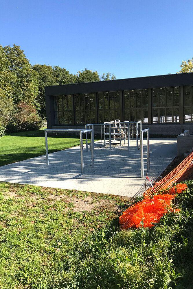 Umgebungsgestaltung Schulanlage Looren, Zürich
