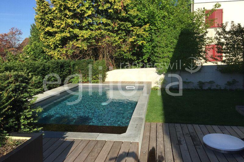 SolidPool - Swimming-Pool mit Salzelektrolyse