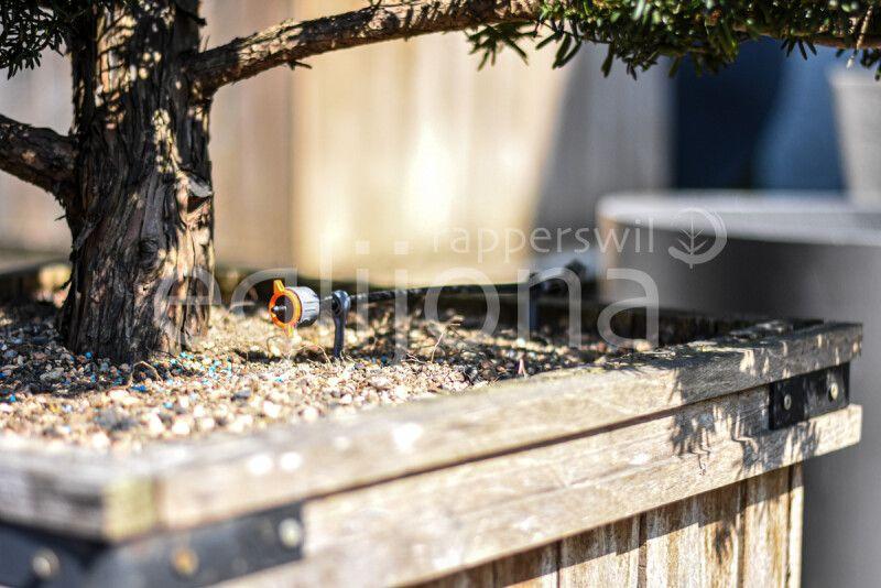 Bewässerung für Gärten und Terrassen