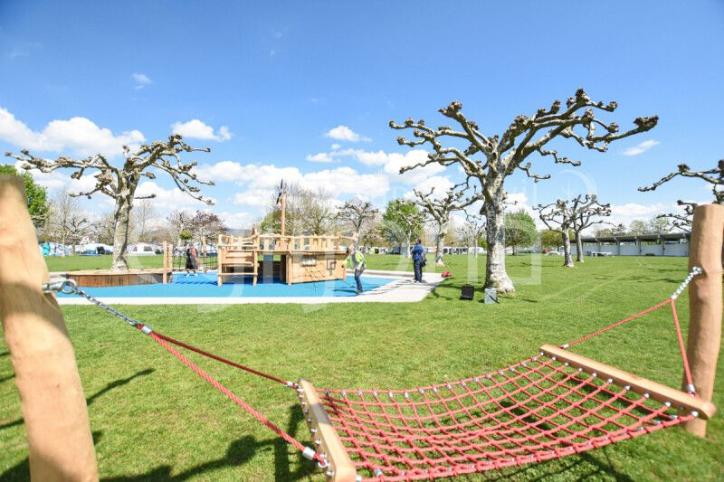 Spielplätze Strandbad Stampf, Rapperswil-Jona
