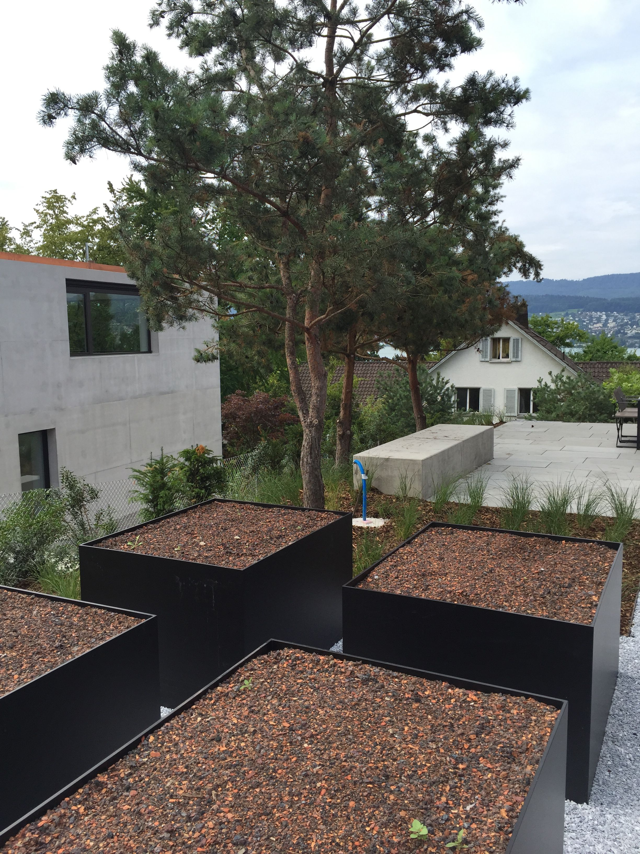 Einzigartig Moderne Gartengestaltung Design
