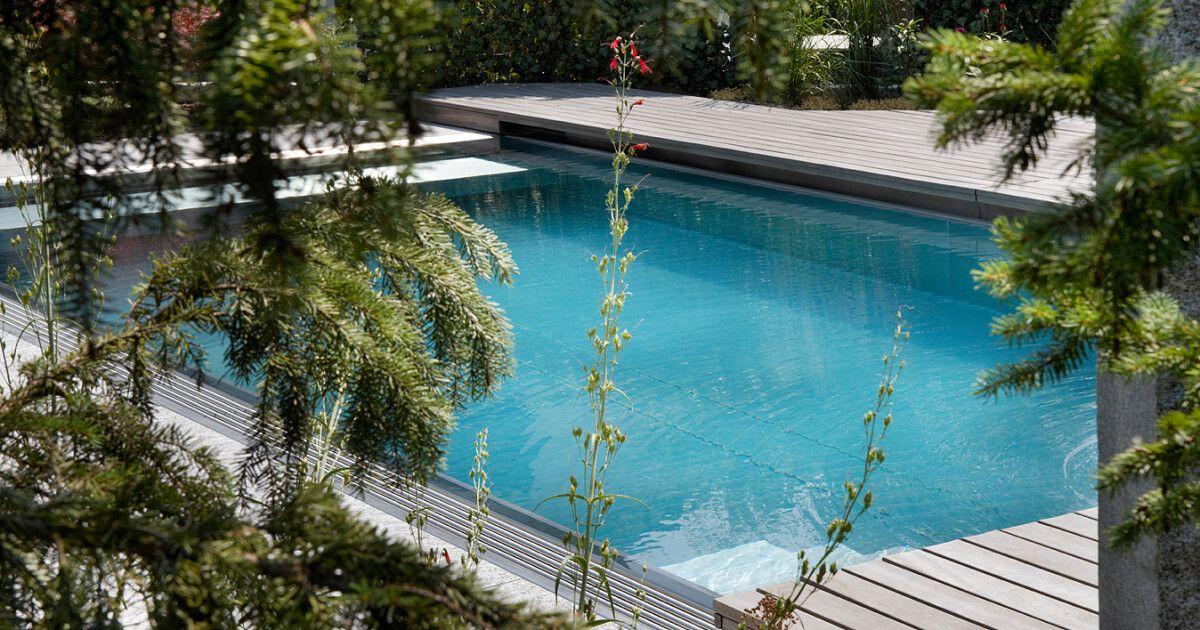 die sch nsten pools und teiche bilder egli jona ag. Black Bedroom Furniture Sets. Home Design Ideas